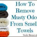 How To Remove Musty Odors In Your Home